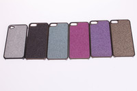 Wholesale Glitter Shining Bling Hard Back Cover Case for iPhone4S S Mobile Phone cases colours
