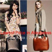 Women Plain PU Vintage Celebrity Tote Shopping Bag It bag HandBags Designer Bags Adjustable Handle Hot Super Stars Bags New Products Wholesale