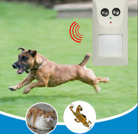 Wholesale Hot Electric Ultrasonic Infrared Banish Dog Cat Repellent For Hotel Restaurant