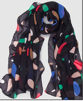 Wholesale New coming lady scarf Bohemia lady shawls long scarf beach scarf chiffon scarves sarongs