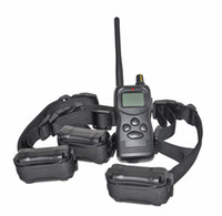 Wholesale Remote Electronic Dog Training Tools Multi Dogs Training System for Three Dogs IS PET900