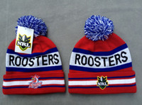 Wholesale New NRL Team Beanies Caps Sports Hats Mix Match Order Teams All Caps in stock Top Quality Hat Red