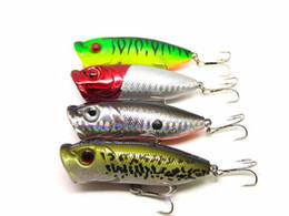 señuelo de pesca de Anzuelo popper 65mm 13 g 50pieces/lote envío gratuito #C1352