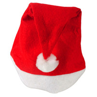 Wholesale 2013 Christmas gift Christmas hats Red Hat Santa hat Christmas items children size and adult size by FedEx