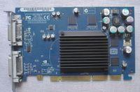 128 Bit agp geforce - 603 Nvidia GeForce FX5200 AGP MB ADC DVI Video Graphics Card for Power m G5 A01