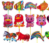 Wholesale 10 inch animal pet balloons bag for kids happy birthday party decorations supplies ballon inflatable toys Product Details