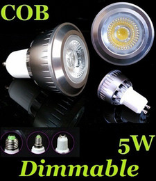 Wholesale Brand New Best Quality COB W Dimmable Led Bulbs LM Warm Cool White Led Spotlights V Warranty Years