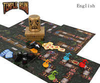 Wholesale Temple Run The curse of the Temple Board Game Casual games Instant adventure game