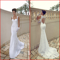 Cheap Trumpet/Mermaid 2015 Wedding Dresses Best Reference Images 2015 Spring Summer berta bridal