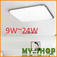 Wholesale Square Ceiling light Sample Ceiling light High power LED Ceiling light Energy saving light ZM0001