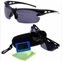 Wholesale New Professional Polarized Cycling Glasses Casual Sports Sunglasses eyeglass C1356
