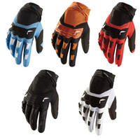 Wholesale Hot Brand New Bomber Motocross Gloves for Foxgloves Racing Motorcycle Motorcross Mountain Biking Moto bicycle dirt bike Cycling Gloves