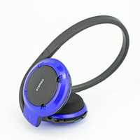 For Apple iPhone Bluetooth Headset MP3 Bluetooth Headphone 580 MP3 Music Player Support TF Card Multi-fuction MP3 Bluetooth Headphone for Mobile Phones Tablet PC Purple Orange Red 2013 Newest