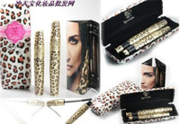 Wholesale EMS sets New Arrival Eye Black Long Makeup Eyelash Grower Magic Lashes Fiber Mascara Brush