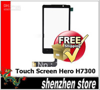 h7300 - New Touch Screen Digitizer Replacement for Hero H7300 dual sim ANDROID Phone Free SHip AIRMAIL HK