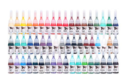 Wholesale tattoo supply dragonhawk tattoo ink pigment sets color for tattoo kit from USA warehouse SL037