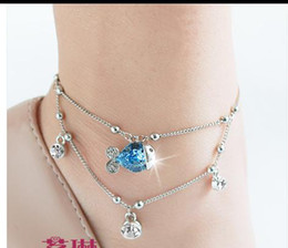 Free shipping Anklets female Korean fashion jewelry
