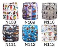 Wholesale Hot Sale Jctrade AnAnbaby Cartoon Baby Cloth Diapers Reusable Washable Without inserts Cloth Diapers Manufacturers