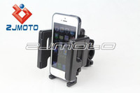 black atv motor bikes - Universal Motorcycle Bike Bicycle Cycle Mobile Phone Navigation Mount Holder Motor Cycle ATV Handbar Mount amp Bracket Clip Cradle