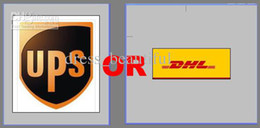 Wholesale DHL or UPS EMS Transportation