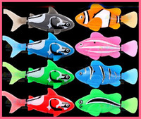 Wholesale 2013 newest styles Novelty Robo Fish and Shark Water Activated Magical Music Turbot Christmas Magic Toys Easter Gifts