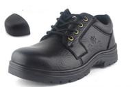 Wholesale men safety shoes steel toe cap safety boots outdoor safety shoes outdoor shoes