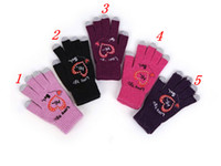 Wholesale Hot items Christmas Gift Five Fingers Touch Screen Smart Gloves Unisex Magic Gloves for iphone ipad and other Smartphone