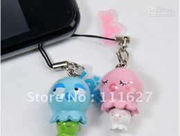 Wholesale squishy a9100 squishy charm mobile pendant Straps Cell Phone chain