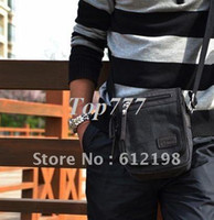 Wholesale Man canvas Shoulder Carry Case For The New iPad Strap Fashion I PAD bag Cover GE
