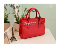 Women Plain PU Hot Sale New Designer women's fashion leather handbag, messenger bags women, free shipping candy color evening bags,fashion tote