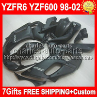 7gifts HOT R6 98- 02 For YAMAHA YZFR6 YZF R6 98 99 00 01 02 A...