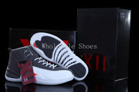Wholesale 1 Colours New Model Retro XII Men s Basketball Sport Footwear Sneaker Trainers Shoes