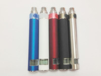 Cheap Top Quality 650mAh LCD Ago G5 Battery for all ego E-cigarette Ago G5 Atomizer Clearomizer Herb Vaporizer 5pc a lot
