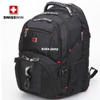 Wholesale OTTO swiss army knife backpack backpack military quot laptop bag swissgear backpack men travel bag school bags for boys