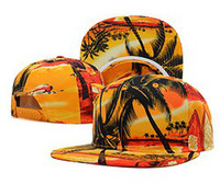 Wholesale Blank flower with yellow Snapback Hats snapbacks Caps Cheap Snapback Hats Snap backs hat High quality New arrive Hottest seller Free shiping