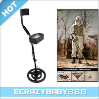 Wholesale High Performance Treasure Hunter Metal Detector for Standard Precious Metal Gold Prospecting with inch LCD Screen Security Super Scanner