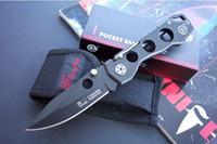 battle knife - SR SR338B line lock folding knife outdoor camping hunting or survival knife battle or tactical folding knife freeshipping