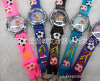 Wholesale D Football watch Student Watches Kids Watch Quartz Watch students wristwatch