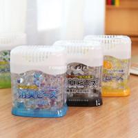 Sofa air freshener beads - E air freshener crystal beads air fresh agent antiperspirant air freshener smell c1481