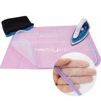Wholesale Clothing heat insulation pad mesh cloth ironing board mat mesh k1362