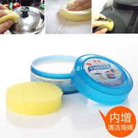 Wholesale Multifunctional cleaning cream leather car sofa furniture solid cleansing cream k1179