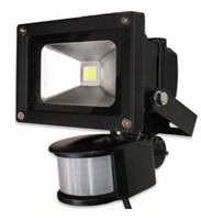 Wholesale 10W LED Floodlight Flood Lamp PIR Motion Sensor Outdoor Motion Sensor Light V V