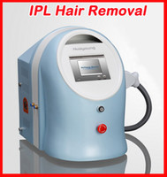 Wholesale SUPER POWER IPL Hair Removal Machine in E light RF Skin Tightening Machine Portable IPL Hair Remover
