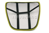 Wholesale Neverland Car Office Seat Chair Massage Back Lumbar Support Mesh Ventilate Cushion Pad