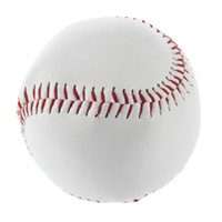 Wholesale New quot White Base Ball Baseball Practice Trainning Softball Sport Team Game