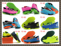 Low Cut Men Rubber Hotsale Men Basketball Shoes New KD VI Low Zoom Sneakers Cheap Sports Boots Best Durant Training Cleats 7Colors Fashion Dropship Disscount