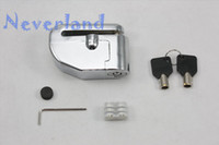 Wholesale Neverland Motorcycle Steel Brake Disc Lock Alarm protector
