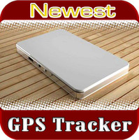 Wholesale 2013 New Arrival Quad Band GSM GPRS GPS Tracker N108 tracking Mini Car Vehicle Tracker Mini Global Real Time Tracking Device