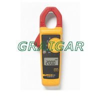 Fluke 303   Authentic Fluke 303 Digital Clamp Meter AC DC Multimeter, AC 600A 1.8% Accuracy