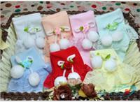 Wholesale 2013 NEW kids baby LACE Ankle socks girls flower fuzz balls GIRL Ruffles sock Children s R42 Z1412